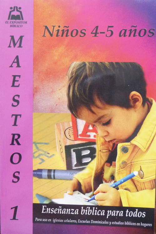 EBPT. Maestros 1. Niños 4-5 años.