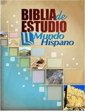 Biblia de Estudio Mundo Hispano (Tapa Dura)