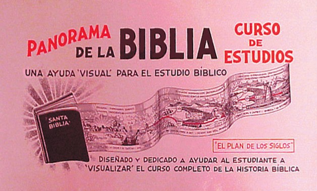 Panorama de la Biblia