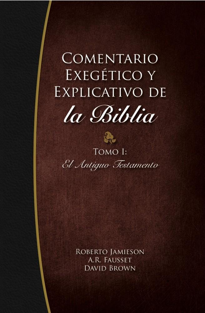 Comentario Exegetico tomo 1