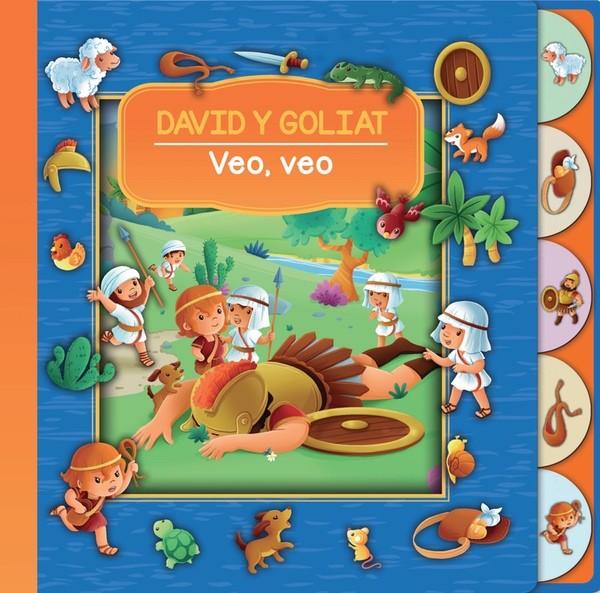 DAVID Y GOLIAT Veo, veo