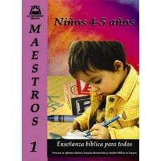 EBPT Niños 4-5 años Alumnos 1