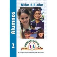 EBPT Niños 6-8 años Alumnos 2