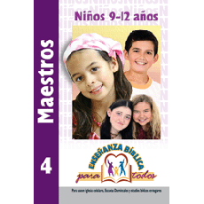 EBPT Niños 9-12 Años Maestros 4