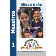EBPT Niños 6-8 Años Maestro 2