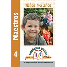 EBPT Niños 4-5 Maestro 4