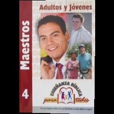 EBPT. Maestros 4. Adultos y jóvenes.