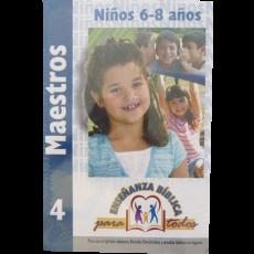 EBPT. Maestros 4. Niños 6-8 años.