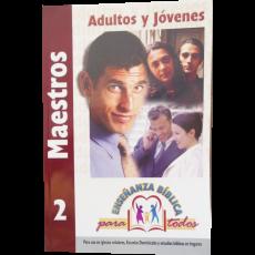 EBPT. Maestros 2. Adultos y jóvenes.