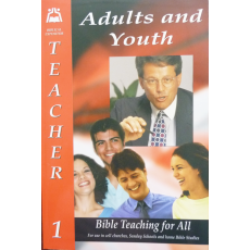 EBPT. Teacher 1. Adults and youth.