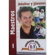 EBPT. Maestros 1. Adultos y jóvenes.
