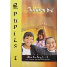 EBPT. Pupils 1. Children 6-8.
