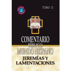 Jeremías y Lamentaciones. Comentario BMH. Tomo 11
