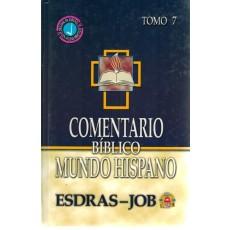 Esdras y Job. Comentario BMH. Tomo 7