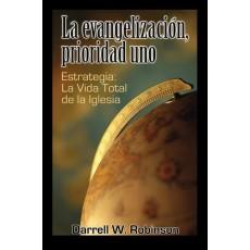 La evangelización, prioridad uno