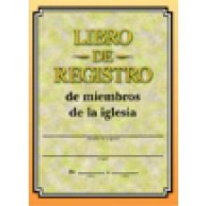 Libro de registro de miembros