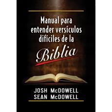 Manual para entender versículos difíciles de la Biblia