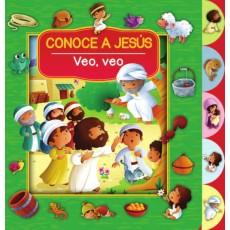 Conoce a Jesús- Veo, veo