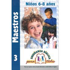 EBPT Niños 6-8 años Maestro 3