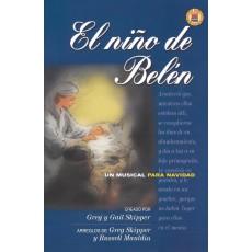 El niño de Belén (Libro)