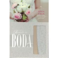 RVR 1960 BIBLIA RECUERDO DE BODA