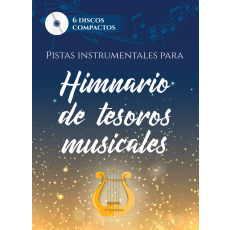 Pistas instrumentals para Himnario de Tesoros Musicales.