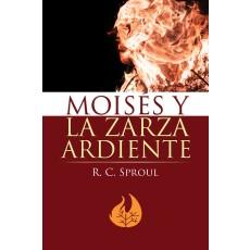 Moisés y la zarza ardiente