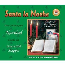 Santa la noche (CD)