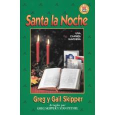Santa la noche (Libro)