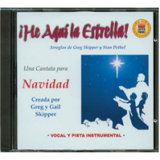 ¡He Aquí la Estrella! (CD)