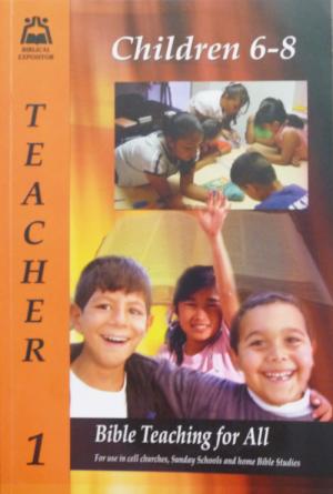 EBPT. Teachers 1. Children 6-8.
