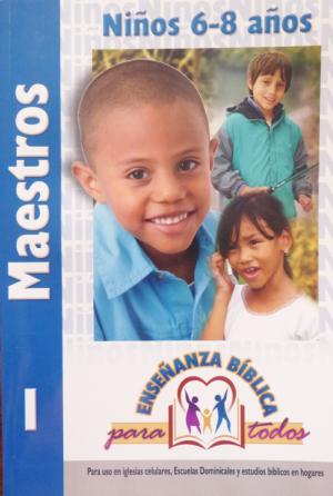 EBPT. Maestros 1. Niños 6-8 años.