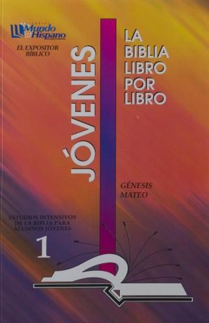 LIBRO 1: Génesis; Mateo
